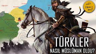 Türkler Nasıl Müslüman Oldu?  Talas Savaşı 751