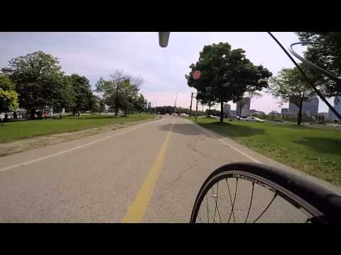 Copy of Lakefront Trail:  Irving Park to Soldier Field