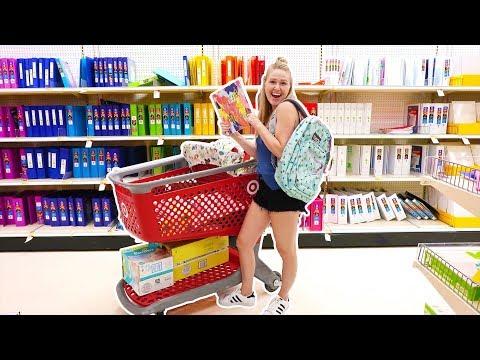 Keren's Back To School Shopping! +4 Giveaways!