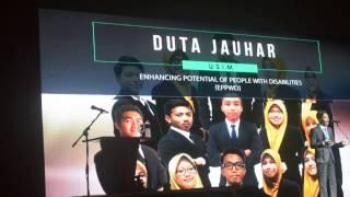 Kongres Duta Jauhar 3.0 Universiti Sains Islam Malaysia  Tempat Ke-2 Emas Terbai