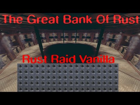 MOST RIDICULOUS GUNPOWDER PROFIT IN RUST HISTORY (Vanilla Raid) | RUST