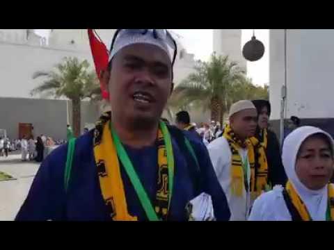 SBL BANDUNG UMROH, MESJID KUBA 3 PEB 2018.