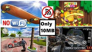 Top 10 best games under 10MB  for android and ios