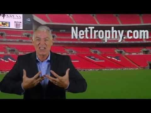 NetTrophy | Plaques | Custom Trophies - Recognizing Achievement & Success | NFL | Fantasy Football