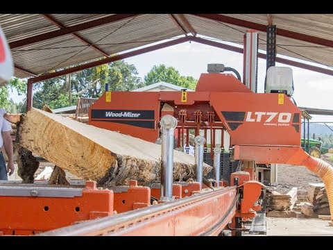 Wood-Mizer LT70 Sawmill Grows South African Farm Income