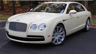 Bentley Flying Spur V8 2015 Videos