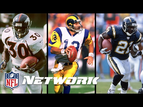 Welcome to the Hall of Fame: LaDainian Tomlinson, Kurt Warner & Terrell Davis | NFL Network