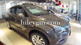 Quick Look: 2016 Buick Envision