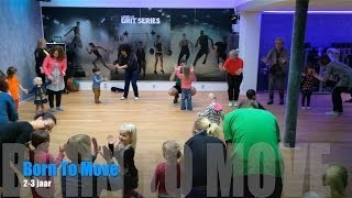 Les Mills BORN TO MOVE™ | 2-3 jaar