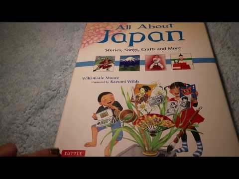 Quick View of the Book, All About Japan by Tuttle Publishing
