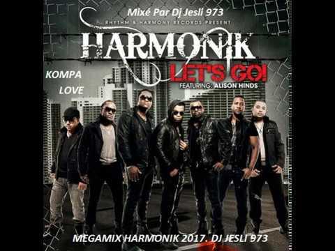 Mix Kompa Harmonik 2017é Par DjJesli 973