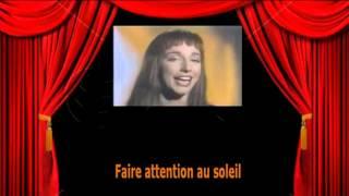 Karaoké Pauline Ester  -  Il fait chaud