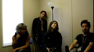 Interview wih Crossfaith