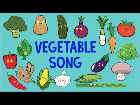 Vegetable Song for children
