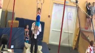 Офигенный спорт! Спортивная гимнастика 2012 год.wmv