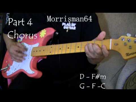 Sambomaster - Seishun Kyousoukyoku - Guitar Cover