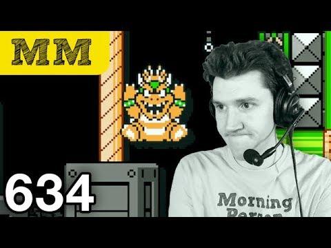 Morning Mario #634 • Hurry up & kill Bowser already!