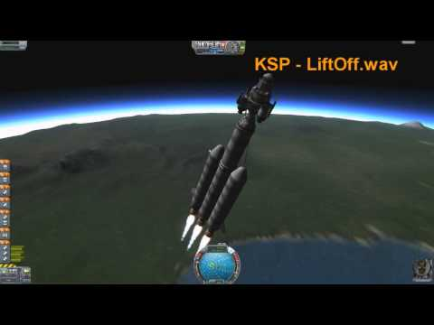 KSP Dynamic Music (How I would do the soundtrack)