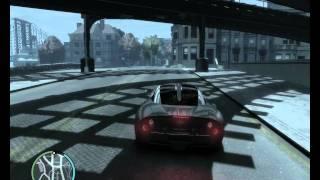 GTA IV Spyker C8 Aileron