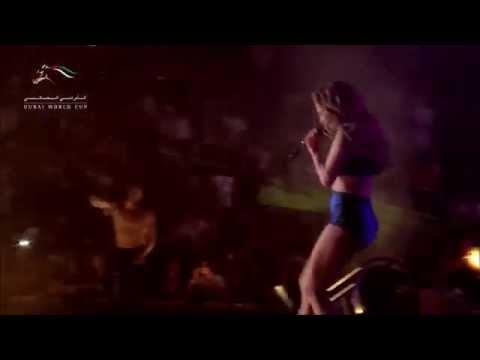Jennifer Lopez - On The Floor (Dubai World Cup)