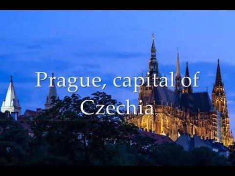 Prague, capital of Czechia