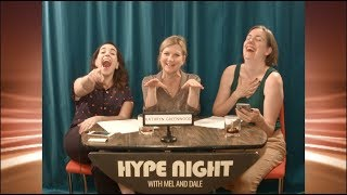 HYPE NIGHT: Let's Hype Kathryn Greenwood!
