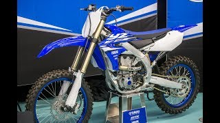 Video First Look 2018 Yamaha YZ450F - Motocross Action Magazine download MP3, 3GP, MP4, WEBM, AVI, FLV Januari 2018