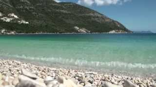 Beaches of Lefkada (2) - Poros & Rouda Bay - ReiseWorld travel channel