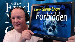 Forbidden Live Game Show