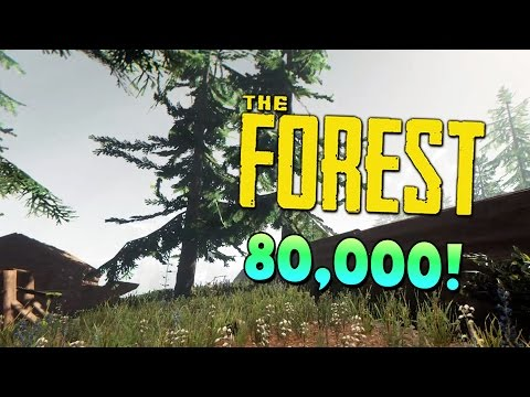80,000 SUSCBRIBER SPECIAL & Q&A! - The Forest Live #5 [Ended]