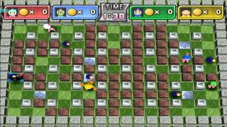 Bomberman Land on Dolphin v2.0 - Nintendo Wii Emulator