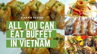 All You Can Eat Buffet in Vietnam: D'maris Review