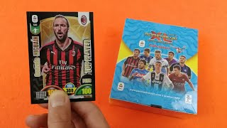 HIGUAIN TOP PLAYER!! Box Adrenalyn XL 2018-19