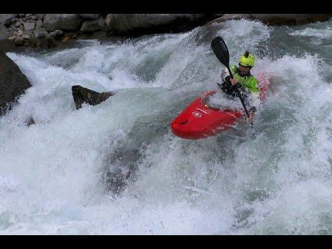 White water kayaking Nepal GoPro highlights