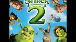 Repeat youtube video Shrek 2- Livin la vida loca (Eddie Murphy& Antonio)