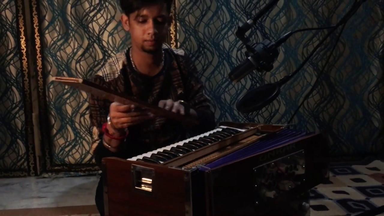 Natrang theme lyrics on harmonium by Er  Vikas Jadhav