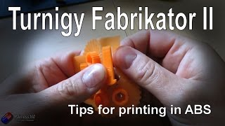 3D Printing For RC Quick Tip: Printing ABS On The Turnigy Fabrikator II Printer