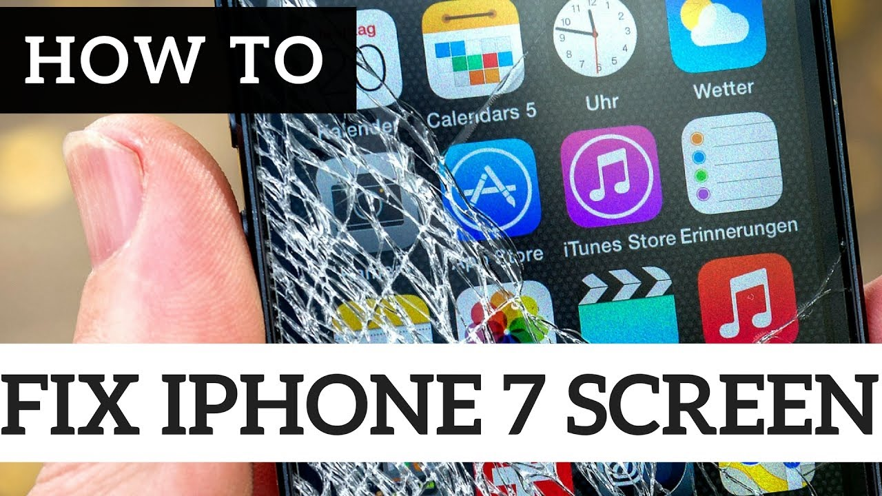 How to guide fix iphone 7 cracked glass lcd screen replacement how to guide fix iphone 7 cracked glass lcd screen replacement repair diy tutorial baditri Choice Image