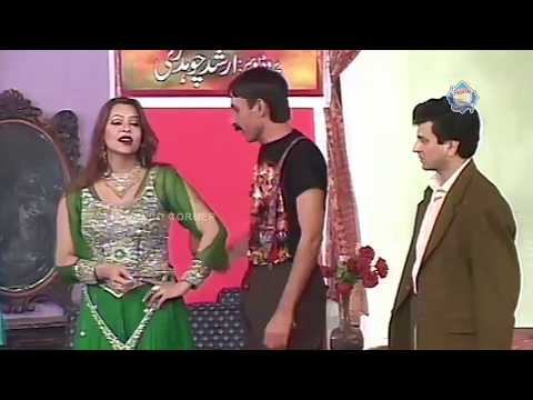 Pakistani Stage Drama- Best Of Iftikhar Thakur And Tariq Teddy