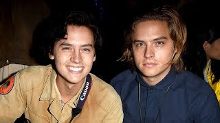 Dylan Sprouse RETURNS To Instagram & Trolls Brother Cole