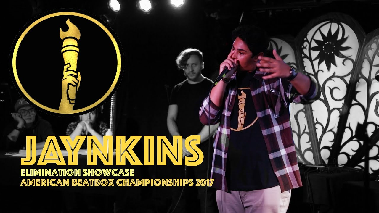 Jaynkins / Elimination Showcase - American Beatbox Championships 2017