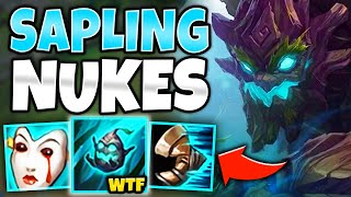 DON'T GET CAUGHT BY FULL AP MAOKAI OR YOU DIE INSTANTLY! - League of Legends