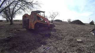 Skid Steer Track Replacement - Mustang MTL25 Part 7 - Mission Accomplished