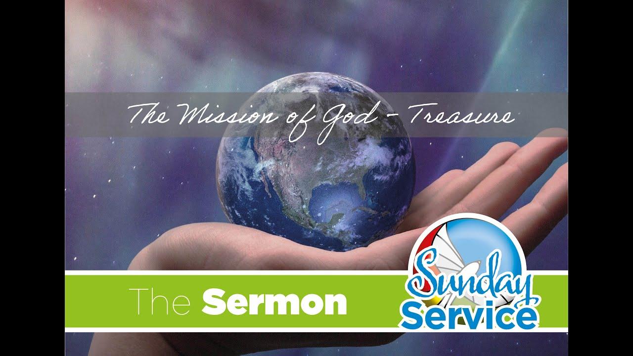 Sunday's Sermon - Genesis 1 - Treasure