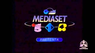Varie intro Mediaset HD 50fps; fluido come in Tivù.