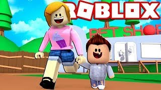 Adopting A Baby Alive Boy In Roblox Adopt Me Spiel!