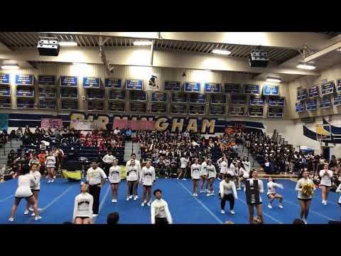 Marquez High School Cheer CIF Showcase 2019 | Zero Deductions Productions LLC