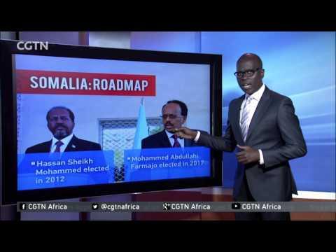 Somalia President Mohamed Abdullahi prepares for inauguration
