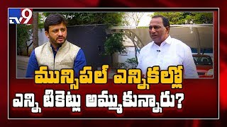 Mukha Mukhi with Minister Malla Reddy : Full Episode - TV9