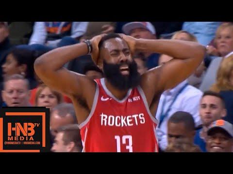 Houston Rockets vs Oklahoma City Thunder 1st Qtr Highlights | 11.08.2018, NBA Season